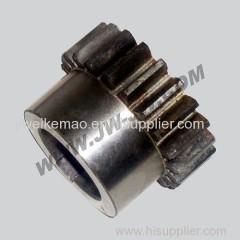 sulzer loom spare parts :gear wheel