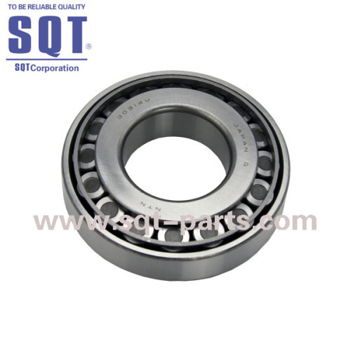 Excavator hydraulic pump Tapared Roller Bearing 30314