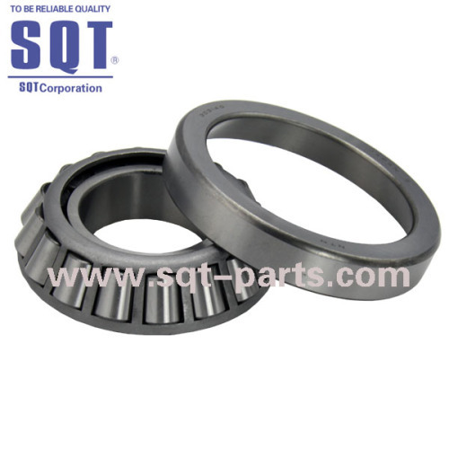 Excavator hydraulic pump Tapared Roller Bearing 30318