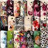 Printed Silicone Cell Phone Case for Samsung Galaxy S4 Mini , Gel Rubber TPU Back Cover