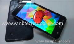 4.5inch gsm unlocked cheap phone mini s5 gsm version