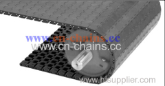 Flat TOP 1400 modular plastic conveyor belt for export