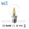 dimmable 5W E26 E27 B22 LED clear bulb