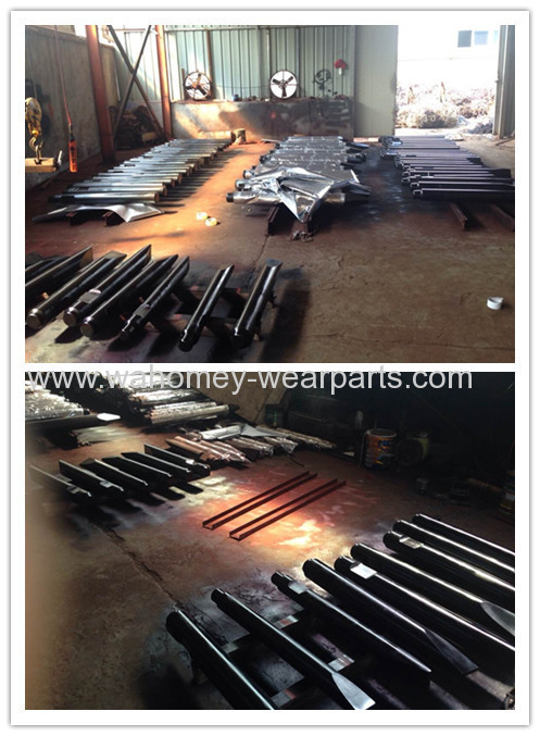 Hydraulic Hammer Breaker Chisel Manufacturers And