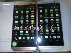 5inch quad core 1g ram 8g rom super good phone m-8 for htc one m-8 phone