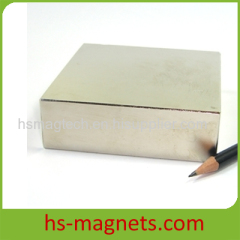 Big Block Permanent Neodymium Magnet