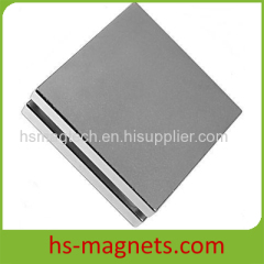 Large Block Square Sintered Magnet