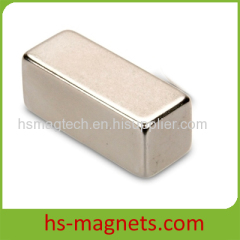 Sintered Neodymium Iron Boron Block Magnets