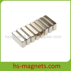 Rare Earth Neodymium Bulk Magnet