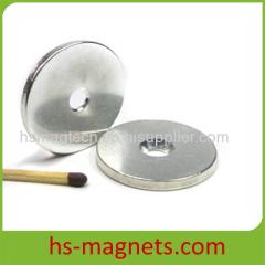 Super Strong Ring Neodymium Magnet