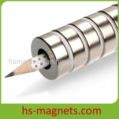 Ring Sintered NdFeB Speaker Magnet
