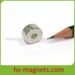 Sintered Ring NdFeB Permanent Magnet
