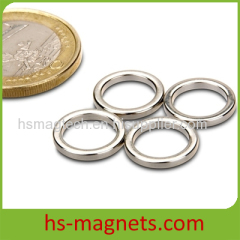 HIGH Magnetic Performance Ring Magnets