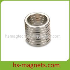 Rare Earth Neodymium Ring Magnets