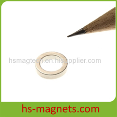 Neodymium-Iron-Boron Rare Earth RING Magnet