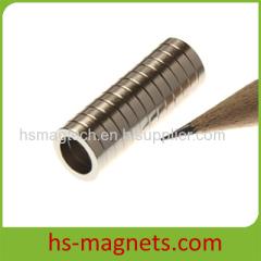 (BH)max 53MGOe Rare Earth NdFeB RING Magnet