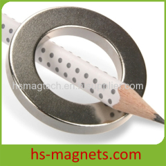 High coercive force Ring Neodymium Magnet