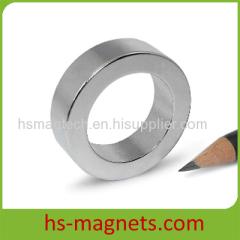 Sintered NdFeB Speaker Ring Magnet