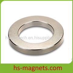 N35H to N48H Big High Powerful Speaker Ring Magnet
