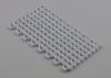 Flush Grid9525 plastic conveyor belt heat resistant feature