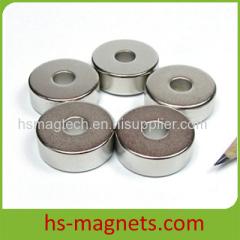 permanent rare earth neodymuim ring magnets