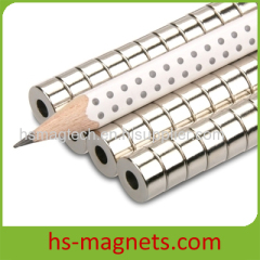 Sintered NdFeB Ring Permanent Magnet