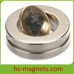 Super Strong NdFeB Magnetic Rings