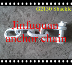 Stud Link Anchor Chain garde II grade III and accessories