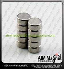 Neodymium magnetic round d25 x 5mm