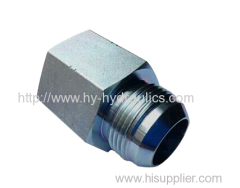 JIC male 74°cone/ NPT female Fittings