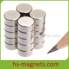 Rare Earth Sintered NdFeB Disc Magnet