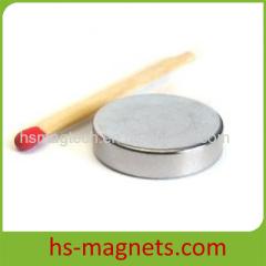 Cylinder Disc NdFeB Magnet