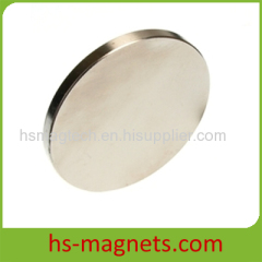 Rare Earth Disc Magnet N45