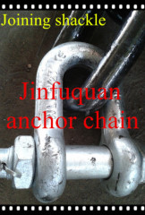 Swivel Joining Shackle Anchor Chain Accessories