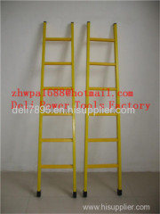 Fiberglass Insulation ladder&FRP Square Tube A-Shape insulated ladders