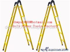 Fiberglass step ladder Fiberglass insulating splice ladder