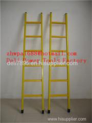 A-shape fiberglass insulated ladders&hot selling ladder