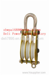 Lifting Block Pulley wire line pulley rope lifting pulley