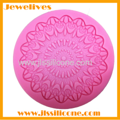 silicone cake decorating mold china