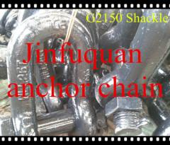 anchor chain marine accessories kenter shackle