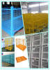 OEM metal logistics tank/metal mesh wire pallet cage