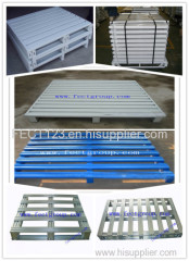 Steel Pallet/Euro Pallet for sale/stacking steel pallet