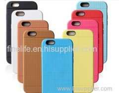 TPU case for iphone6 with small pinhole