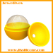 Waterproof silicone ice ball maker with basketball shape