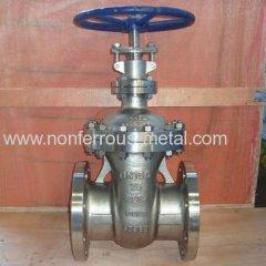 Flange Globe Valve Nickel-Aluminum Bronze Valve