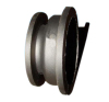Belt pulley by investment casting