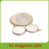 Nickel Plating Disc Self-adhesive Magnet