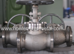 Special Material Trunnion Mounted Ball Valve