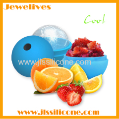 silicone soccer shape ice ball maker china