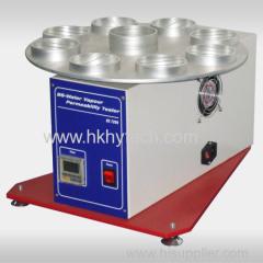 بخار الماء معدات اختبار نفاذية